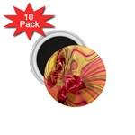 Arrangement Butterfly Aesthetics 1.75  Magnets (10 pack)