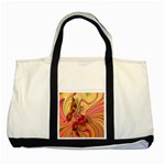 Arrangement Butterfly Aesthetics Two Tone Tote Bag
