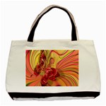 Arrangement Butterfly Aesthetics Basic Tote Bag (Two Sides)