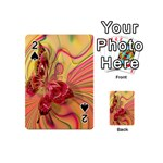 Arrangement Butterfly Aesthetics Playing Cards 54 (Mini)