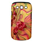 Arrangement Butterfly Aesthetics Samsung Galaxy S III Classic Hardshell Case (PC+Silicone)