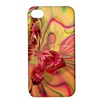 Arrangement Butterfly Aesthetics Apple iPhone 4/4S Hardshell Case with Stand