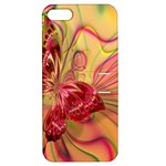 Arrangement Butterfly Aesthetics Apple iPhone 5 Hardshell Case with Stand