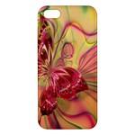 Arrangement Butterfly Aesthetics Apple iPhone 5 Premium Hardshell Case