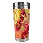 Arrangement Butterfly Aesthetics Stainless Steel Travel Tumblers
