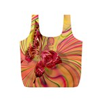 Arrangement Butterfly Aesthetics Full Print Recycle Bags (S)