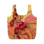 Arrangement Butterfly Aesthetics Full Print Recycle Bags (M)