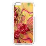 Arrangement Butterfly Aesthetics Apple iPhone 6 Plus/6S Plus Enamel White Case
