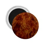 Abstract Flames Fire Hot 2.25  Magnets