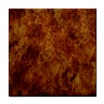 Abstract Flames Fire Hot Face Towel