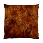 Abstract Flames Fire Hot Standard Cushion Case (Two Sides)