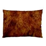 Abstract Flames Fire Hot Pillow Case