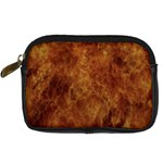 Abstract Flames Fire Hot Digital Camera Cases