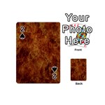 Abstract Flames Fire Hot Playing Cards 54 (Mini)