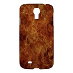 Abstract Flames Fire Hot Samsung Galaxy S4 I9500/I9505 Hardshell Case