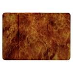 Abstract Flames Fire Hot Samsung Galaxy Tab 8.9  P7300 Flip Case