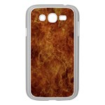 Abstract Flames Fire Hot Samsung Galaxy Grand DUOS I9082 Case (White)