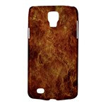 Abstract Flames Fire Hot Galaxy S4 Active