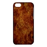 Abstract Flames Fire Hot Apple iPhone 5C Hardshell Case