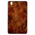 Abstract Flames Fire Hot Samsung Galaxy Tab Pro 8.4 Hardshell Case
