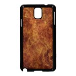 Abstract Flames Fire Hot Samsung Galaxy Note 3 Neo Hardshell Case (Black)