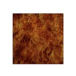 Abstract Flames Fire Hot Satin Bandana Scarf