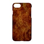 Abstract Flames Fire Hot Apple iPhone 7 Hardshell Case