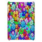 Flowers Ornament Decoration Apple iPad Mini Hardshell Case