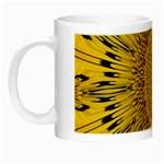 Pattern Petals Pipes Plants Night Luminous Mugs