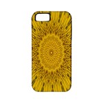 Pattern Petals Pipes Plants Apple iPhone 5 Classic Hardshell Case (PC+Silicone)