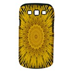 Pattern Petals Pipes Plants Samsung Galaxy S III Classic Hardshell Case (PC+Silicone)