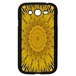 Pattern Petals Pipes Plants Samsung Galaxy Grand DUOS I9082 Case (Black)