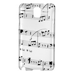 Abuse Background Monochrome My Bits Samsung Galaxy Note 3 N9005 Hardshell Case