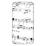 Abuse Background Monochrome My Bits Samsung Galaxy S5 Back Case (White)