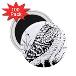 Animal Bird Forest Nature Owl 2.25  Magnets (100 pack)