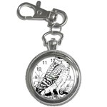 Animal Bird Forest Nature Owl Key Chain Watches
