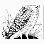Animal Bird Forest Nature Owl Jewelry Bags