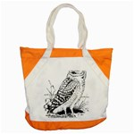 Animal Bird Forest Nature Owl Accent Tote Bag