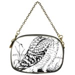 Animal Bird Forest Nature Owl Chain Purses (One Side)