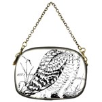 Animal Bird Forest Nature Owl Chain Purses (Two Sides)
