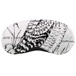 Animal Bird Forest Nature Owl Sleeping Masks