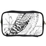 Animal Bird Forest Nature Owl Toiletries Bags 2-Side
