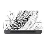 Animal Bird Forest Nature Owl Memory Card Reader with CF
