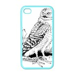 Animal Bird Forest Nature Owl Apple iPhone 4 Case (Color)
