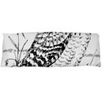 Animal Bird Forest Nature Owl Body Pillow Case (Dakimakura)