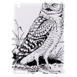 Animal Bird Forest Nature Owl Apple iPad 3/4 Hardshell Case (Compatible with Smart Cover)