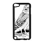 Animal Bird Forest Nature Owl Apple iPod Touch 5 Case (Black)