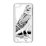 Animal Bird Forest Nature Owl Apple iPod Touch 5 Case (White)