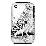 Animal Bird Forest Nature Owl iPhone 3S/3GS