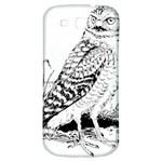 Animal Bird Forest Nature Owl Samsung Galaxy S3 S III Classic Hardshell Back Case